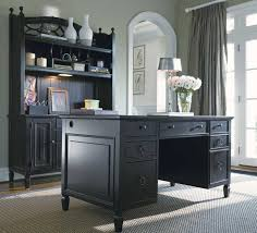 office black furniture small home office design painted with white wall interior color decor combined black black furniture what color walls