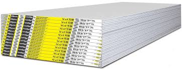 Type C Fire Resistant Drywall