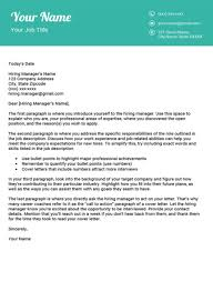 Space X Cover Letter Free Modern Cover Letter Templates Word Download 45 Designs