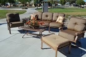 Armen Living Minsk Grey Powder Coated Teak Wood Outdoor Patio Powder Coated Outdoor Furniture