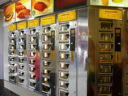 Vending Machine Restaurant Magnificent Restaurant Or Vending Machine Photo