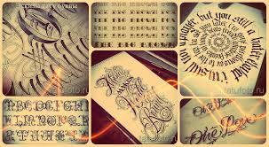эскизы тату буквы лучшие рисунки для татуировки с буквами