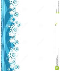 christmas snowflake border. Wonderful Snowflake Download Artsy Snowflake Xmas Border Stock Illustration  Of  Single Edges 3497109 To Christmas D