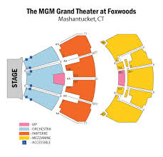 mgm grand theater at foxwoods