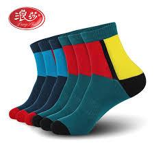 2019 Men Cotton Socks Man Sport Socks Colorful Men <b>Plus Size</b> ...