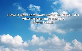 Image result for dawn french quotes
