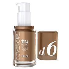 cover trublend liquid makeup toasted almond d61 0 fl oz