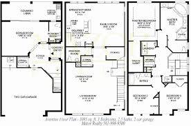 1950s house floor plans unique arizona house plans luxury 3 story house plans home plans 5