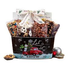 wine country gift baskets salty nut and cheese holiday gift box