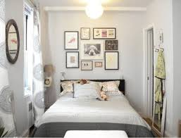 Choose stylish furniture small Table Whether You Choose To Go Soft And Monotone as In The First Pic Or Cozy And Bold as In The Fourth Small Bedroom Can Surprise Even The Stiffest Apartment Therapy Small Bedroom Ideas 10 Inspiring Bedrooms Stylish Despite Their