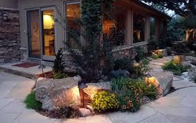 flower bed lighting. Outdoor Landscape Lighting Flower Bed L