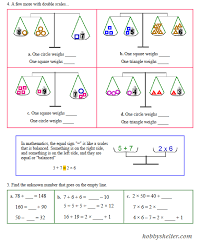 brilliant ideas of pan balance equations worksheets also format