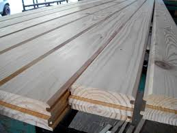 heavy duty tongue groove pine flooring