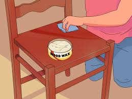 how to clean chairs