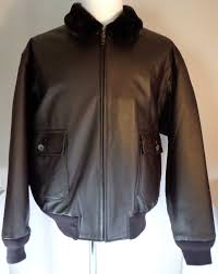 navy aviator leather jackets
