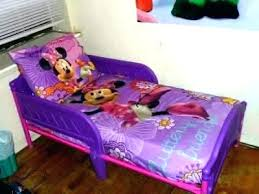 Minnie Mouse Toddler Bed Mouse Kids Room Mouse Bedding Toddler Mouse ...