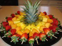 Decorative Fruit Trays holiday fruit tray ideas my recipe decorate christmas tree Xmas 87