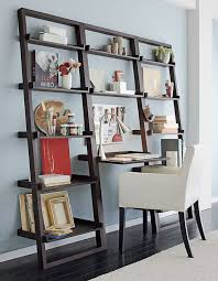 uncategorized crate and barrel leaning bookshelf astonishing design ideas leaning desk from crate barrel fast forward