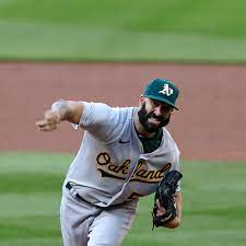 A's Mike Fiers Has Moved On From Astros Cheating Scandal - The New York  Times