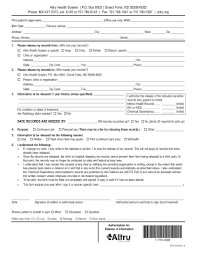 Discharge Summary Format Templates - Fillable & Printable Samples ...