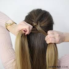dutch braid tutorial for beginners