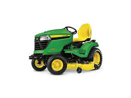 2018 john deere x590 lawn tractor with 54 in deck