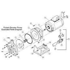 amazon com polaris booster pump mod pb4 60 pol001 shaft seal amazon com polaris booster pump mod pb4 60 pol001 shaft seal o ring rebuild kit saves you money patio lawn garden
