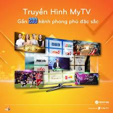 VNPT HCM ưu đãi gói Combo Internet cáp quang FiberVNN và truyền hình MYTV  từ 1-6-2017