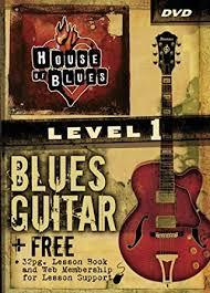 Amazon Com House Of Blues Beginner Blues Guitar Level 1