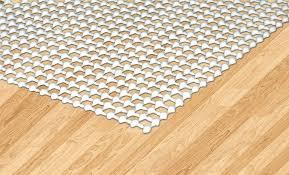 8 11 rug pad awesome vintage oriental cream distressed felt