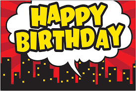 Image result for free super student birthday clip art