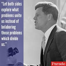 jfk inaugural address first citizens importance of  on the 50th anniversary of jfk s assassination we look back at his inaugural address