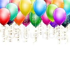 birthday balloons border landscape. Contemporary Balloons For Birthday Balloons Border Landscape R