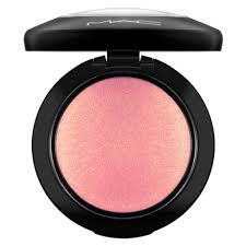 mac mineralize blush petal power