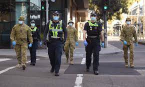 All workplaces in metro melbourne will be closed or subject to the restrictions listed below, in an effort to stop about 250,000 people travelling for work. Melbourne Is A Case Study In Navigating A Second Wave Of Coronavirus The New York Times
