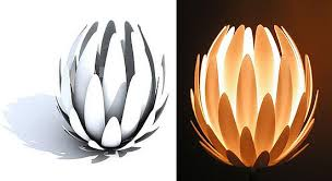 nature inspired lighting. creativity nature inspired lighting 2 intended concept ideas