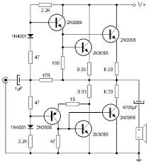 transistor audio power amplifier circuit diagram amplifiercircuit 90 w audio power amplifier based on transistor amplifier circuit transistor audio power amplifier circuit diagram amplifiercircuit