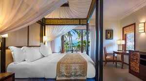 On Suite Bedroom Luxury Resort Bali Rooms Suites At The Laguna Resort Spa Nusa Dua