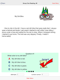First Grade Reading Comprehension-Free on the App Store