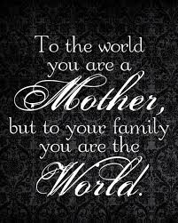 40 Best Mother Quotes And Sayings With Images Good Morning Quote Amazing Good Mom Quotes