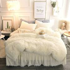 what is a duvet cover a gy fur duvet set for transforming your room into a what is a duvet cover
