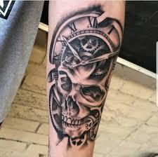 Teschio Tattoo Scopri Di Più Sulla Simbologia E Significato
