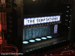 Ain T Too Proud Imperial Theater Seating Chart Imperial Theatre Orchestra View From Seat Best Seat Tips