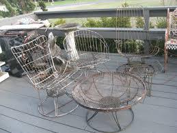 vintage mid century modern patio furniture. Bold And Modern Mid Century Outdoor Furniture Classy Patio Vintage