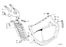 Engine covering
