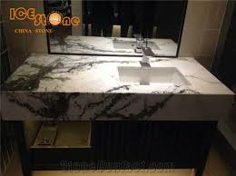 marble bathroom countertops. chinese aurora green marble bathroom countertops/natural stone decoration/vanity tops/cladding/wall floor covering/tv set/own quarry direct factory countertops o