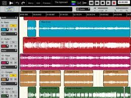 Piccolo Sala Registrazione : Auria uno studio di registrazione professionale a track per