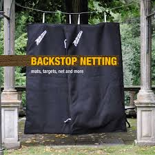 diy archery backstop netting clublilobal com