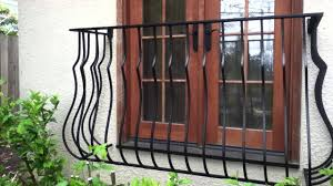 Decorative Security Grilles For Windows Decorative Partial Window Bars False Balcony Salvage Material