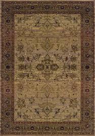 oriental weavers sphinx kharma timeless 836y medium beige rug